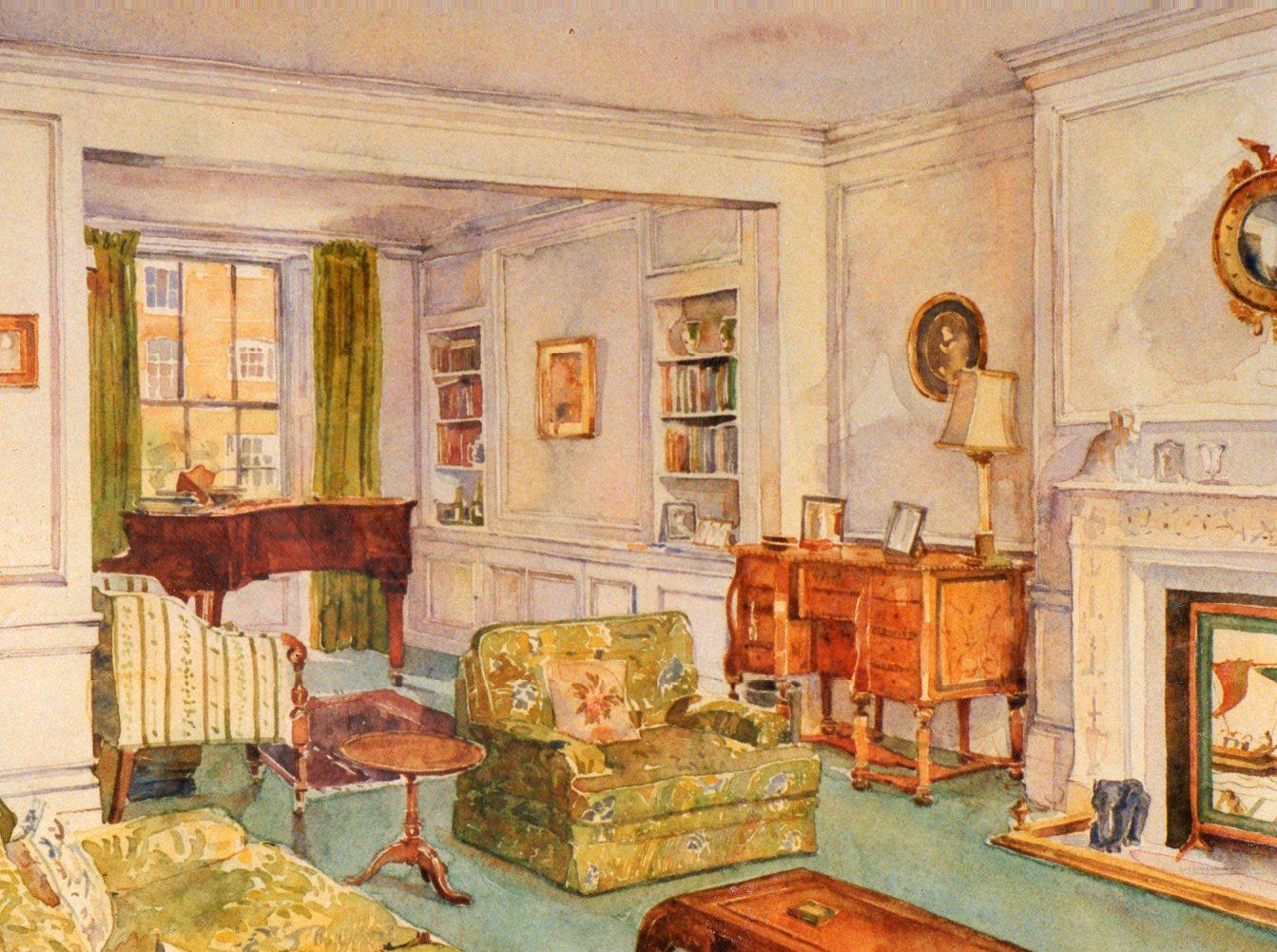 Chelsea Interior
